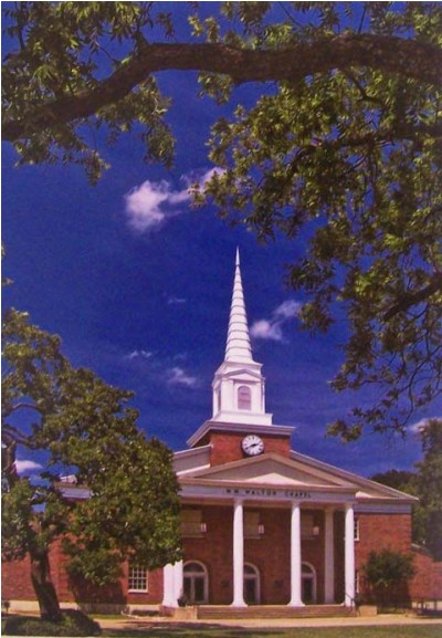 Walton Chapel Notecard