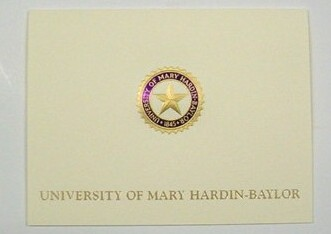 Umhb  Note Cards (SKU 100712508)