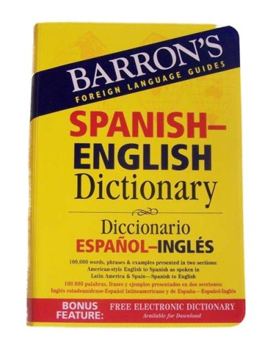 Dic English Spanish Dictionary Spanish In English