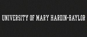 Univ Of Mary Hardin Baylor Decal