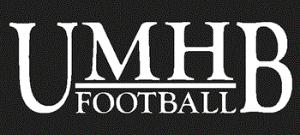 UMHB Football Decal