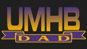 UMHB Dad Decal
