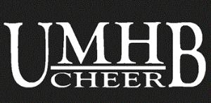 UMHB Cheer Decal