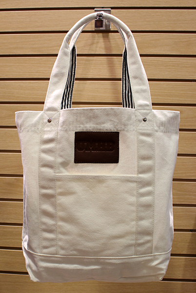 Brushed Cotton Canvas Tote