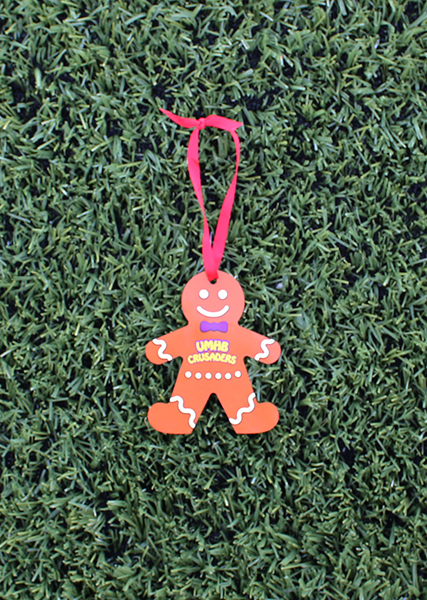 Colormax Gingerbread Ornament