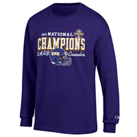 16 National Champion Long Sleeve