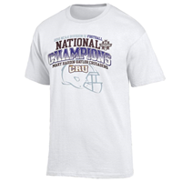 16 National Champion On The Field Shirt