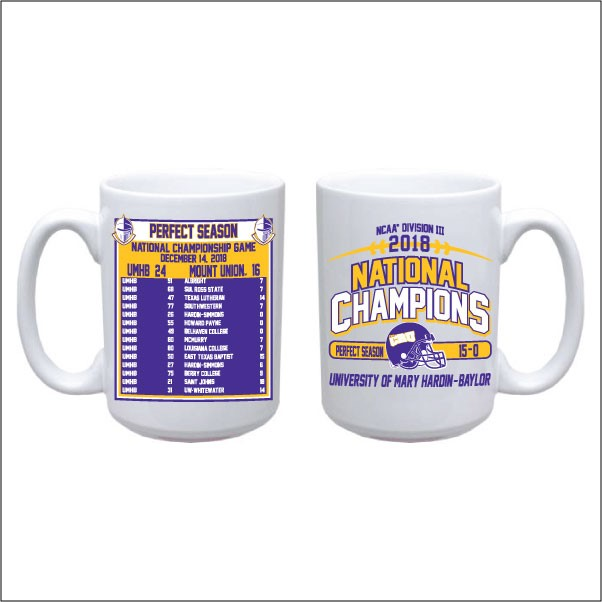 2018 National Championship Mug (SKU 1035200722)