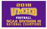 2018 National Champs Flag