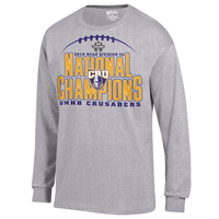 2018 National Champs Long Sleeve Tee