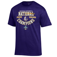 2018 National Champs Short Sleeve Tee