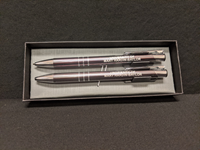 Aura Collegiate Pen/Mechanical Pencil Set