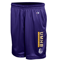 Champion Mesh Shorts Purple