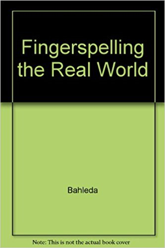 Fingerspelling The Real World