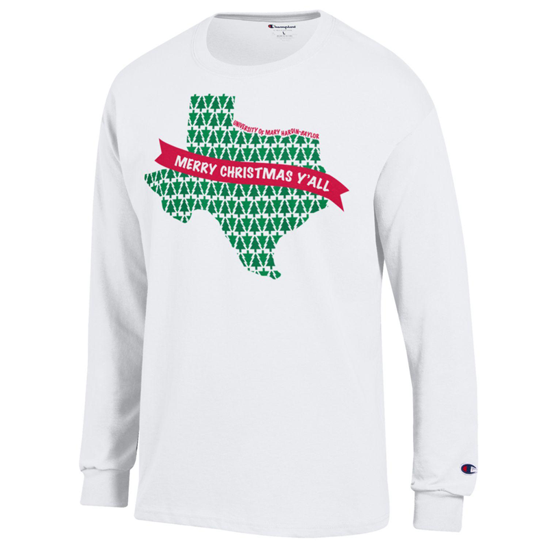 Merry Christmas Texas Shirt (SKU 1030193796)