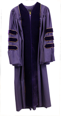 Rent UMHB Doctoral Gown