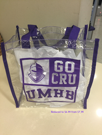 Spirit Clear Gameday Tote