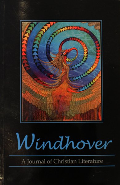 Windhover A Journal Of Christian Literature  2007 (SKU 1006350779)