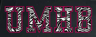 Zebra Umhb Decal